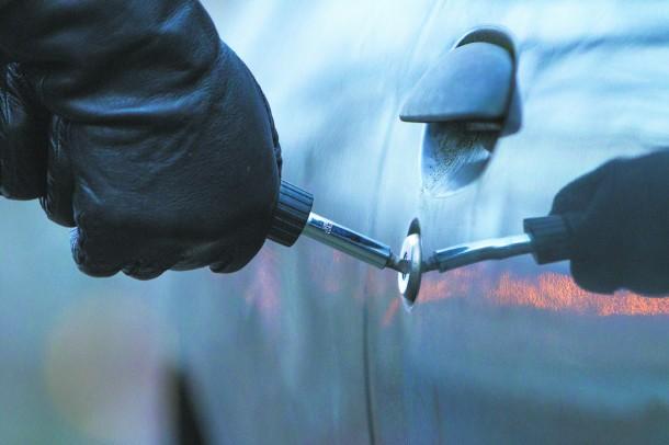 Reporte de vehículos robados