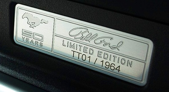 Ford-Mustang-50-Year-Limited-Edition-2015-Imagen-Interior-Placa-Identificativa-Edición-Limitada