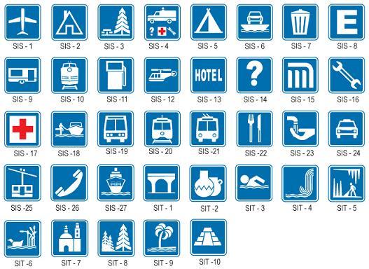 Se ales de transito informativas motor y dominio for Oficina virtual trafico
