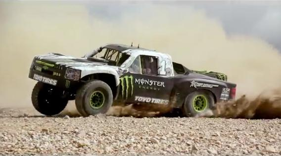 MONSTER ENERGY BALLISTIC BJ BALDWIN