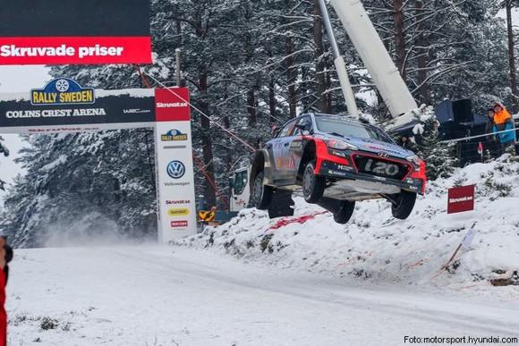 ¿QUÉ ES LA COMPETENCIA WRC?