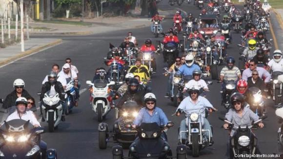 TERCER PASEO TURÍSTICO CON MOTOCICLETA EN CDMX