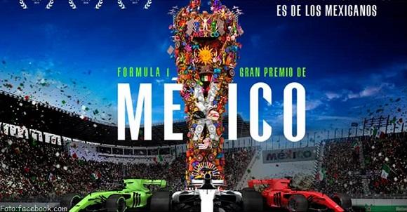 YA TIENE FECHA LA PREVENTA DE BOLETOS DEL GP MÉXICO FORMULA-1 2018