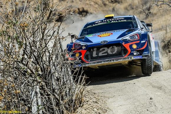 SÍNTESIS DEL RALLY MÉXICO WRC 2018