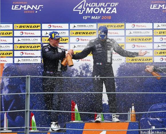 G-DRIVE RACING ALCANZA VICTORIA DOMINANTE EN ITALIA