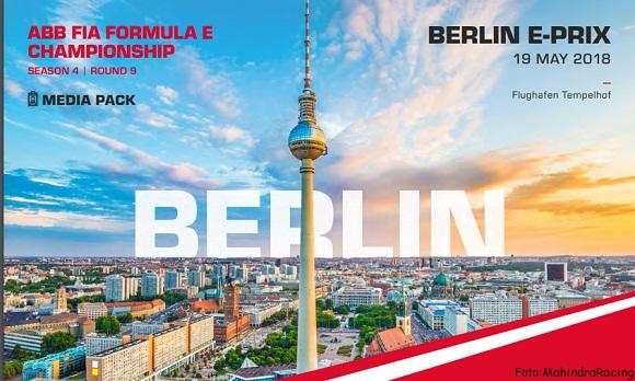 MAHINDRA RACING BMW i RUMBO AL E-PRIX DE BERLÍN