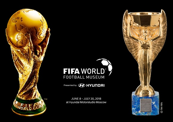 HYUNDAI LLEVA EL MUSEO MUNDIAL DE FUTBOL FIFA A MOSCÚ