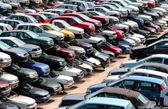 """AUTOS EXTRANJEROS CON TITULO """"SALVAGE"""" QUE NO SE PUEDEN IMPORTAR EN MÉXICO"""