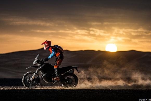 """""""KTM ADVENTURES RALLIES"""" EL MODELO QUE SERA PROBADO EN DAKAR SERIES MERZOUGA RALLY 2019"""