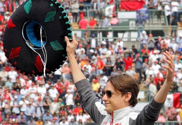 ESTEBAN GUTIÉRREZ SE UNE AL EQUIPO MÉXICO EN RACE OF CHAMPIONS