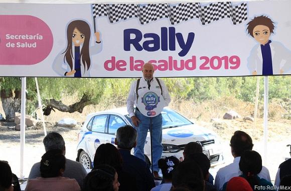 EL RALLY DE LA SALUD 2019 YA COMENZÓ
