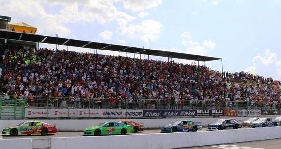 EL TRIOVALO LISTO PARA RECIBIR A LA NASCAR MÉXICO