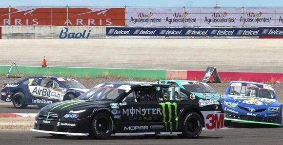 ESPECTÁCULO GARANTIZADO EN PUEBLA CON DOS CATEGORÍAS NASCAR SOBRE LA PISTA