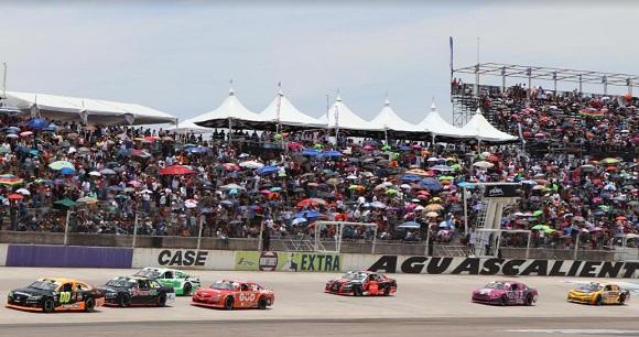 NASCAR MÉXICO LLEGA A LA MITAD DE LA TEMPORADA CON EXCELENTES RESULTADOS