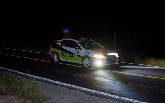 TRIUNFOS PARA BGR MOTORSPORT EN EL RALLY DE MEDIA NOCHE