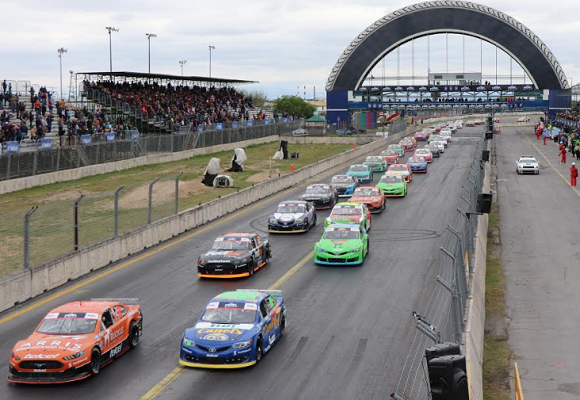 PROGRAMA DEL SÚPER ÓVALO POTOSINO DE LA NASCAR
