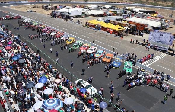 LA NASCAR PEAK MÉXICO SERIES REGRESA A GUADALAJARA