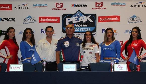 SE PRESENTA LA NASCAR PEAK EN PUEBLA