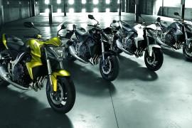honda bikes HD