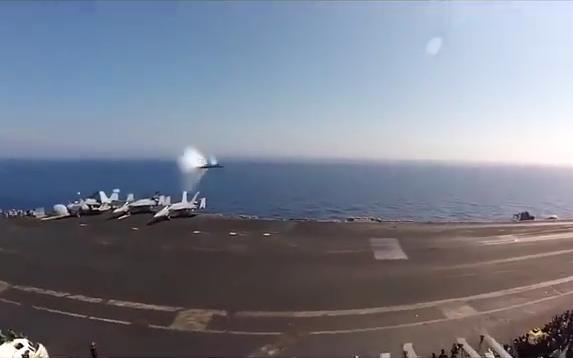 AVIÓN F-18 SUPERSONICO