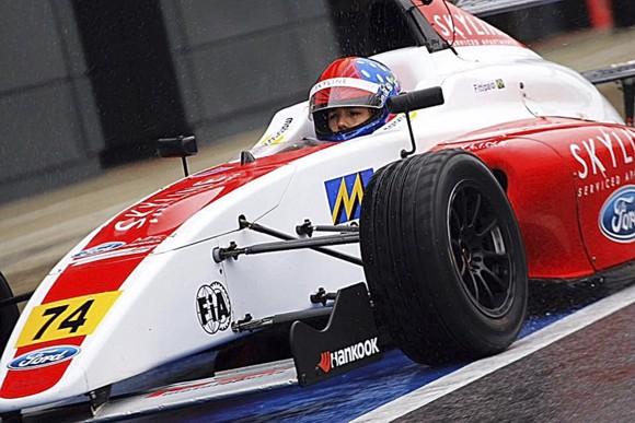 ENZO FITTIPALDI CORRERÁ EN LA FIA FORMULA 4 NACAM CDMX EN OCASIÓN DEL GRAN PREMIO DE MÉXICO.