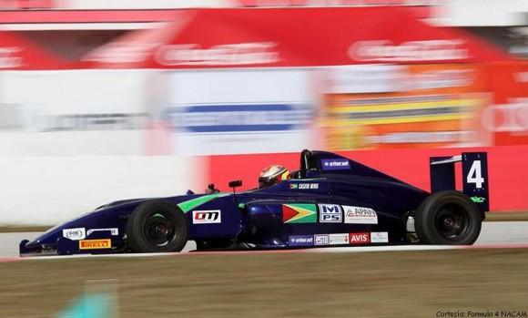 GRAN FINAL FORMULA 4 NACAM DE LA FIA EN EL HERMANOS RODRIGUEZ