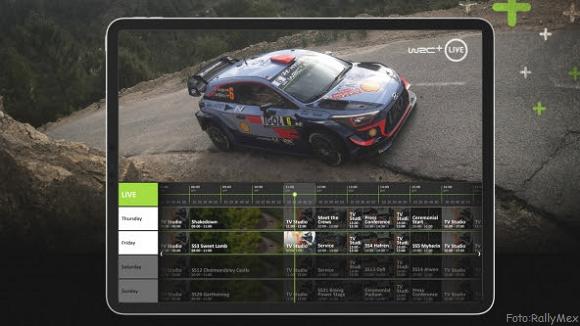 PROMOTOR DEL WRC AÑADE COMENTARIOS EN ESPAÑOL EN LA TRANSMISIÓN