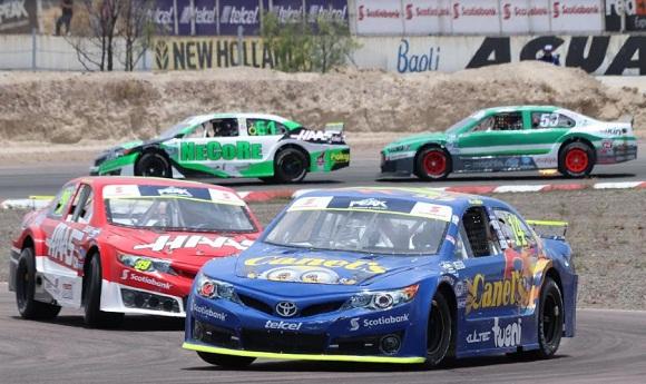 QUERÉTARO SE PREPARA PARA RECIBIR A LA NASCAR