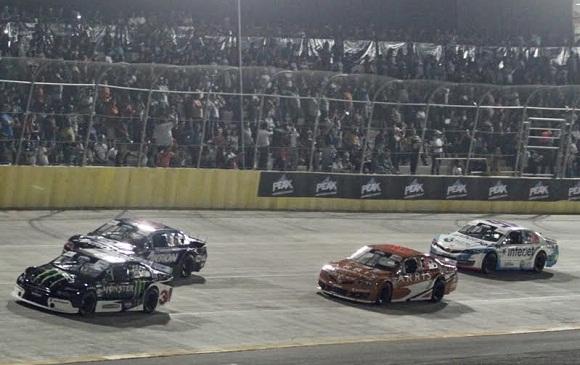 LOS PILOTOS NASCAR POR LA CONQUISTA DE CHIHUAHUA