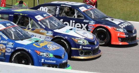 LOS NÚMEROS DEL GRAN PREMIO NASCAR MÉXICO SCOTIABANK