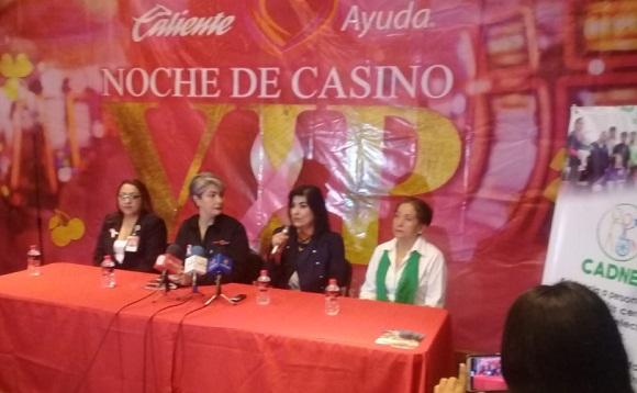CADNE MORELIA CELEBRA NOCHE DE CASINO