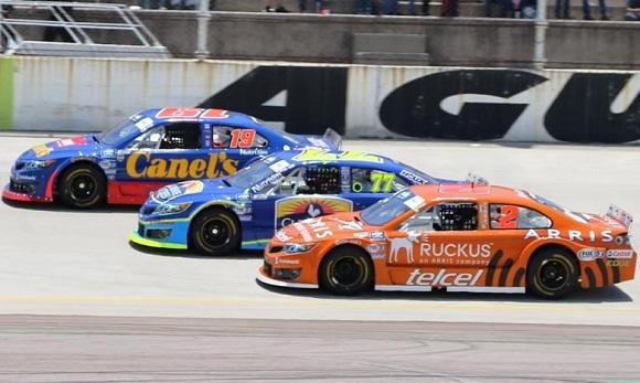 LA CARAVANA DE NASCAR PEAK INICIA SU ARRIBO A AGUASCALIENTES