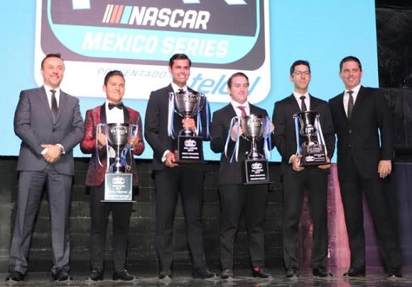 NASCAR PEAK CIERRA TEMPORADA CON LA NOCHE DE CAMPEONES