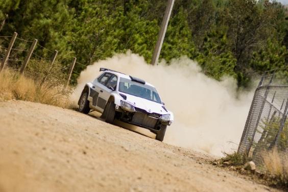 BENITO GUERRA COMIENZA PREPARATIVOS PARA EL RALLY MÉXICO WRC