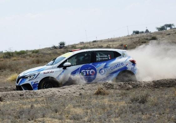 ARRANCA LA ACCIÓN DEL WRC RALLY GUANAJUATO 2020 CON EL MONDAY TEST