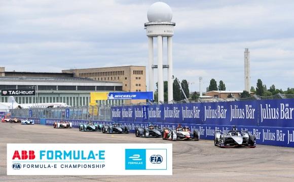 ABB FIA FORMULA-E CHAMPIONSHIP REANUDA LAS CARRERAS CON UN ENFRENTAMIENTO DE SEIS CARRERAS EN BERLÍN