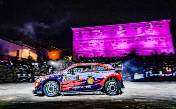 EL RALLY GUANAJUATO ASEGURA SU PRESENCIA EN EL WRC PARA EL 2022 Y 2023
